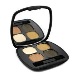 Bare Escentuals Bareminerals Ready Eyeshadow 4.0 - The Soundtrack (# Rhythm, # Remix, # Louder, # Speaker Box) --5g-0.17oz By Bare Escentuals - Natural Peach