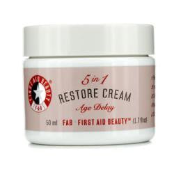 5 In 1 Restore Cream --50ml-1.7oz - Natural Peach