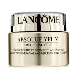 Absolue Yeux Precious Cells Advanced Regenerating And Replenishing Eye Cream (made In Japan) --20ml-0.7oz - Natural Peach