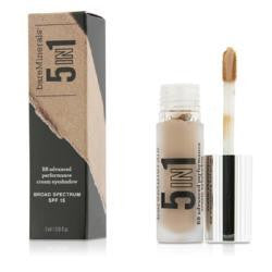 Bare Escentuals Bareminerals 5 In 1 Bb Advanced Performance Cream Eyeshadow Primer Spf 15 - Blushing Pink --3ml-0.1oz By Bare Escentuals - Natural Peach