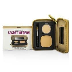 Bare Escentuals Secret Weapon Correcting Concealer & Touch Up Veil Duo - # Medium 2 + Medium --4.7g-0.22oz By Bare Escentuals - Natural Peach