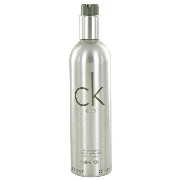 CK ONE by Calvin Klein Body Lotion- Skin Moisturizer 8.5 oz - Natural Peach