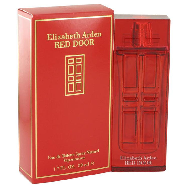 RED DOOR by Elizabeth Arden Eau De Toilette Spray 1.7 oz - Natural Peach