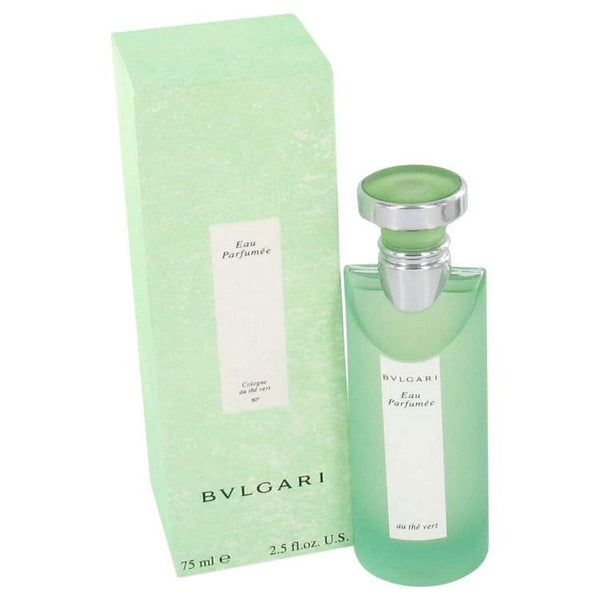 BVLGARI EAU PaRFUMEE (Green Tea) by Bvlgari Cologne Spray (Unisex) 1.3 oz - Natural Peach