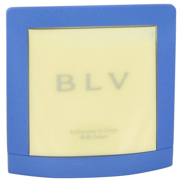 BVLGARI BLV (Bulgari) by Bvlgari Body Lotion (Tester) 5 oz - Natural Peach