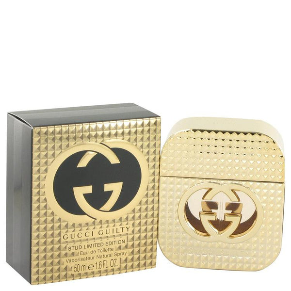 Gucci Guilty Stud by Gucci Eau De Toilette Spray 1.6 oz - Natural Peach