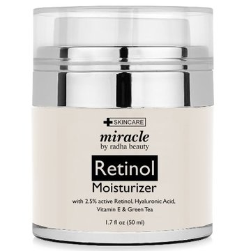Mirecal By Radha Beauty Retinol Moisturizer - Natural Peach - 1