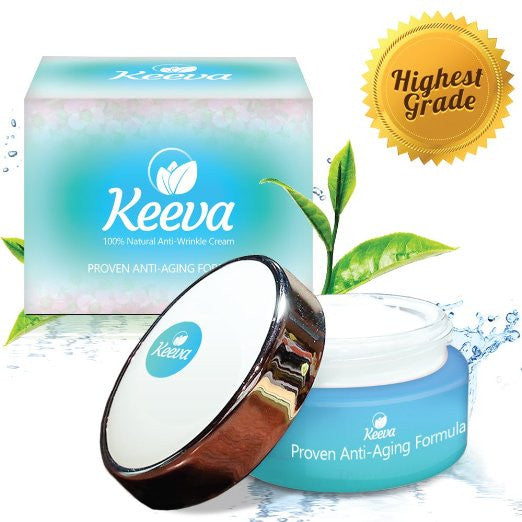 Keeva Proven Anti-Aging Formula - Natural Peach - 1