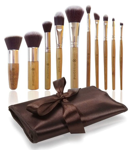 Makeupbrush Synthetic - Natural Peach - 1