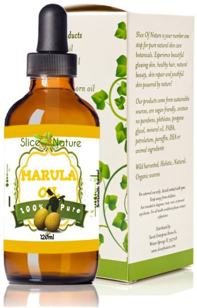 Slice Ot Natural Marula Oil - Natural Peach - 1