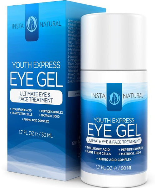 Youth Express Eye Gel - Natural Peach - 1