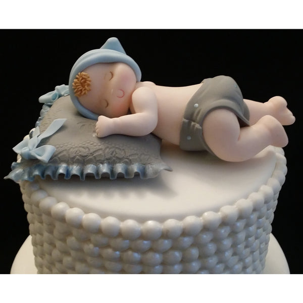 Twin Baby Shower Cake Toppers: Baby Girl Shower, Pink And Grey Baby Shower, Baby Cake