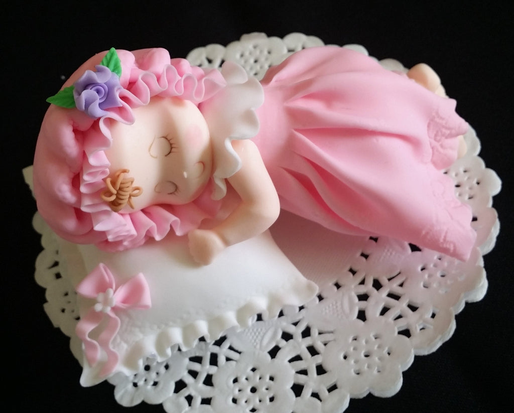 Baby Girl Or Baby Boy Cake Topper Twins Cake Decorations