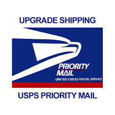 USPS Priority Rush Order with Priority Upgrade - C T B