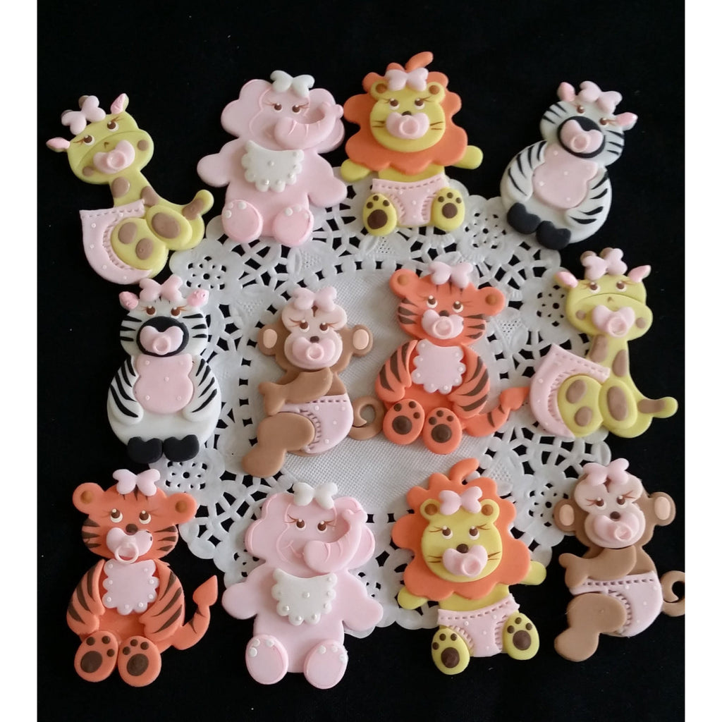 baby shower cake toppers jungle safari birthday safari baby shower theme 1438