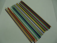 STRINGER SET 104 COE Moretti Effetre 60+ Colors One Each 2mm Glass Rods