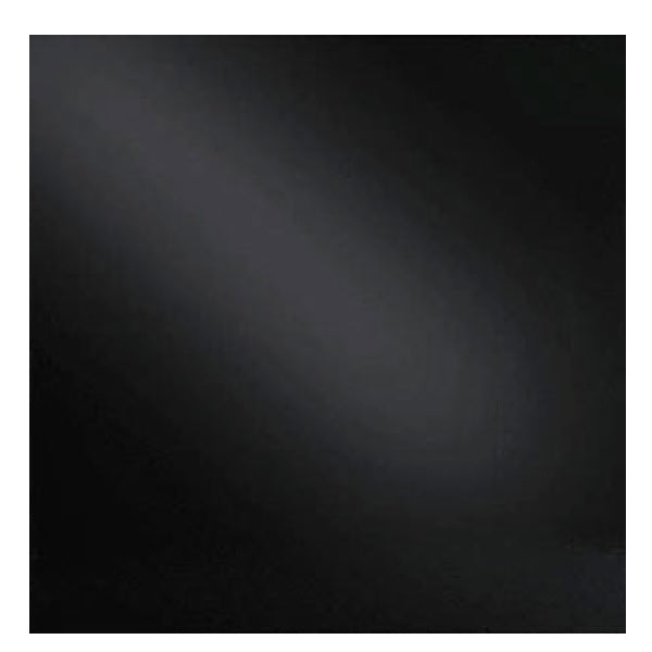 1009 Black Opalescent 6 x 6 Inch Spectrum System 96 Sheet Glass 3mm