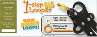 BIG 1 STEP LOOPER Create Eye Pins PLOOP Beadsmith Pro Quality Wire Pliers 3mm