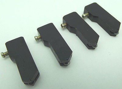 Set of FOUR Replacement Heads for Choice Stained Glass Cutter Carbide Wheel