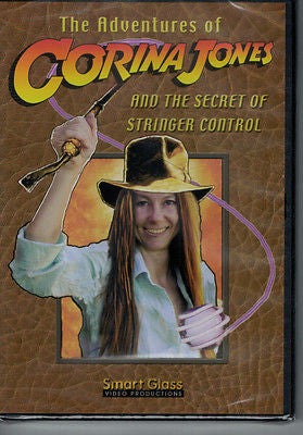 CORINA JONES and the Secret of Stringer Control DVD Smart Glass Video Production