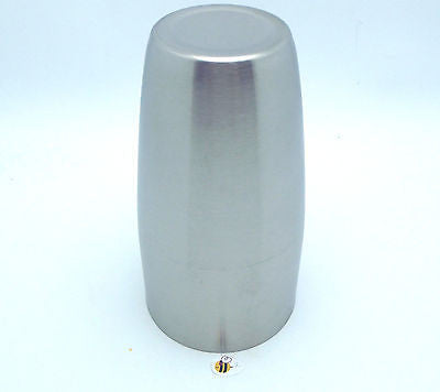 FIREWORKS Large STAINLESS STEEL VASE FORMER Slumping Mold Fusing Durable Reuse