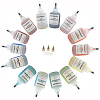 Choice of Color Glassline Bubble Paint Any COE Glass Fusing Supplies 96 90