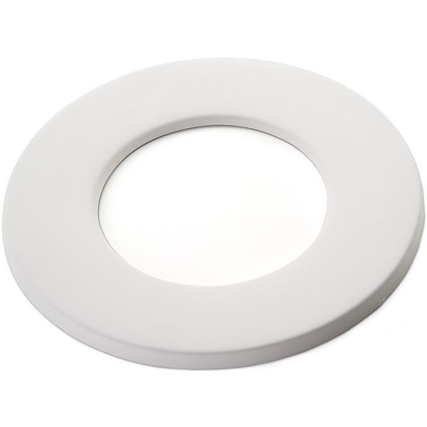 BULLSEYE MOLD 8632 Round Drop Out Ring Plate Ceramic Kiln Formed Glass Fusing