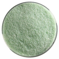 Mint Green Opal Bullseye 90 COE GLASS FRIT FINE 16 oz One Pound