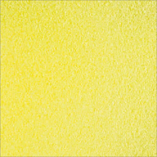 F1 161 Yellow Transparent POWDER 96 COE Frit 8.5 oz Jar