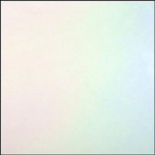 I200 White Iridized Opal 12 x 12 Inch Spectrum System 96 Sheet Glass 3mm