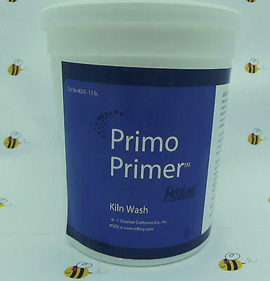 PRIMO PRIMER Hot Line Glass Separator Kiln Wash 24 oz  Fusing Supplies & Tools