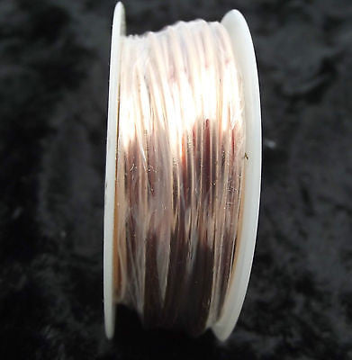 SOLID COPPER WIRE 4 oz Roll 16 AWG Stained Glass Supply Arcor About 31 feet