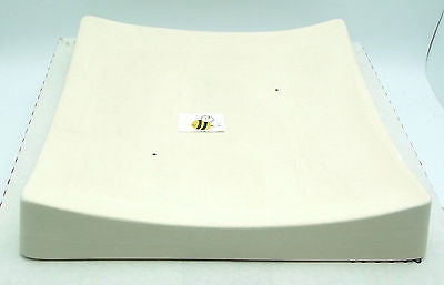 "Bullseye Square Slumper 8-7/8"" Fusing Supply Slumping Mold Glass Fusing 8635"