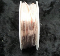 SOLID COPPER WIRE 4 oz Roll 20 AWG Stained Glass Supply Arcor