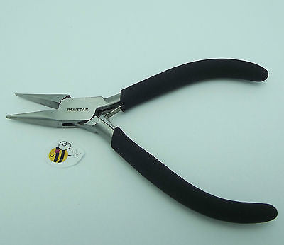 Chain-nose pliers 5 inch Pro Quality Jewelry Making Tools Wire Wrapping Plier