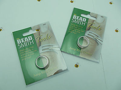 2 Pieces Jumpring Jump Ring Opening Tool Gadget Jewelry Making Supplies