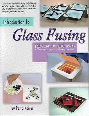 INTRODUCTION TO GLASS FUSING Step-by-step TEACHING MANUAL Wardell Publications