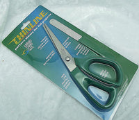 Aanraku ThinLine Pattern Shears Stained Glass Foil Supply for Intricate Panels