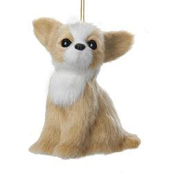 Chihuahua Plush Dog Ornament by Kurt Adler