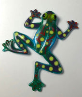 Glass Fusing Mold LARGE TREE FROG by Creative Paradise Little Fritters 206 Casting