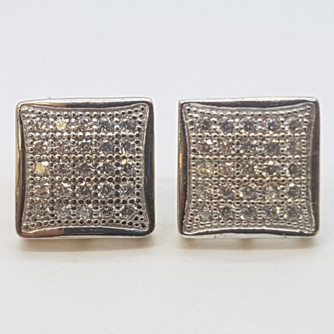 10K Yellow Clotho Gold Earrings - Solid Gold Online