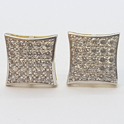 10K Yellow Doris Gold Earrings - Solid Gold Online