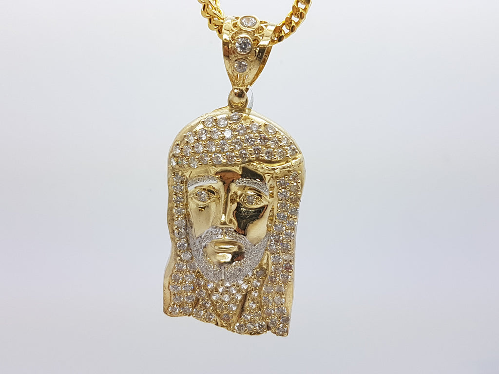 10k Yellow Gold Franco Chain Priomo Necklace - Solid Gold Online