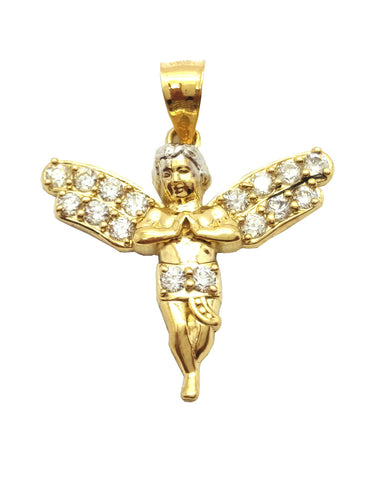 Ariana  10K Yellow Gold 1.6 Gr Men Pendant