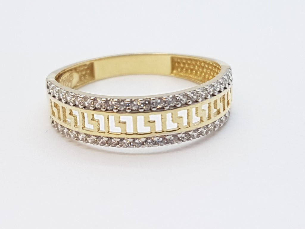 Simonetta 10K Yellow Gold Women Ring