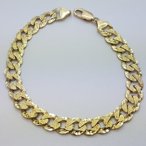 10K Yellow Gold Kilian Bracelet 8.4