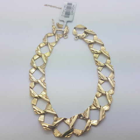 10K yellow Gold Levente Bracelet 7.13