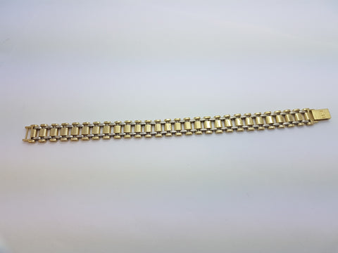 10K yellow Gold Cian Bracelet 8.9 - Solid Gold Online