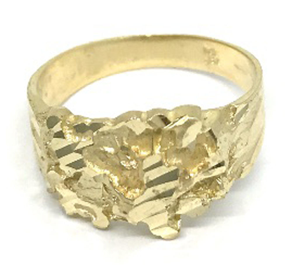 GraceFul Gold 10K Yellow Gold 3.2 Grams Ring for Men - Solid Gold Online