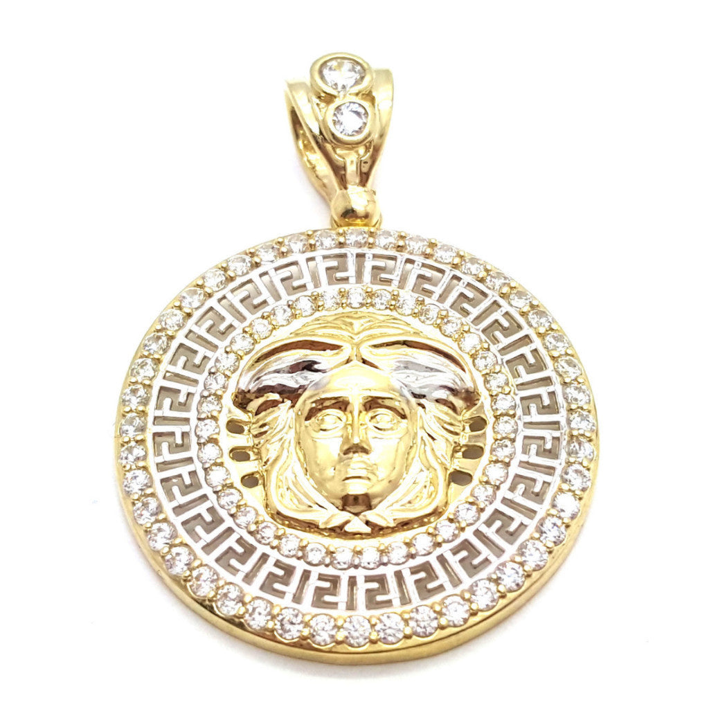 Rimini 10K Yellow Gold 4.5 Gr Men Pendant